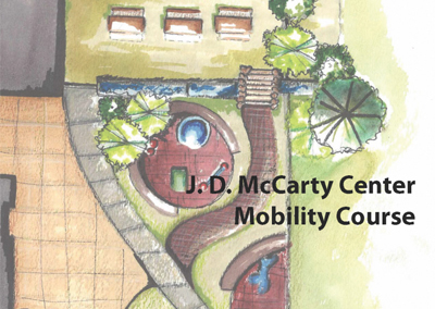 JD McCarty Center Mobility Course
