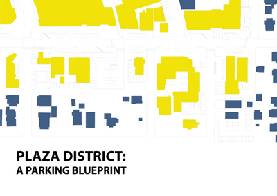Plaza District Parking Blueprint