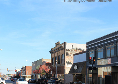 Reimagine Downtown Shawnee