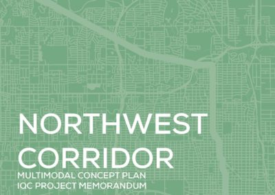 Northwest Corridor Multimodal Concept