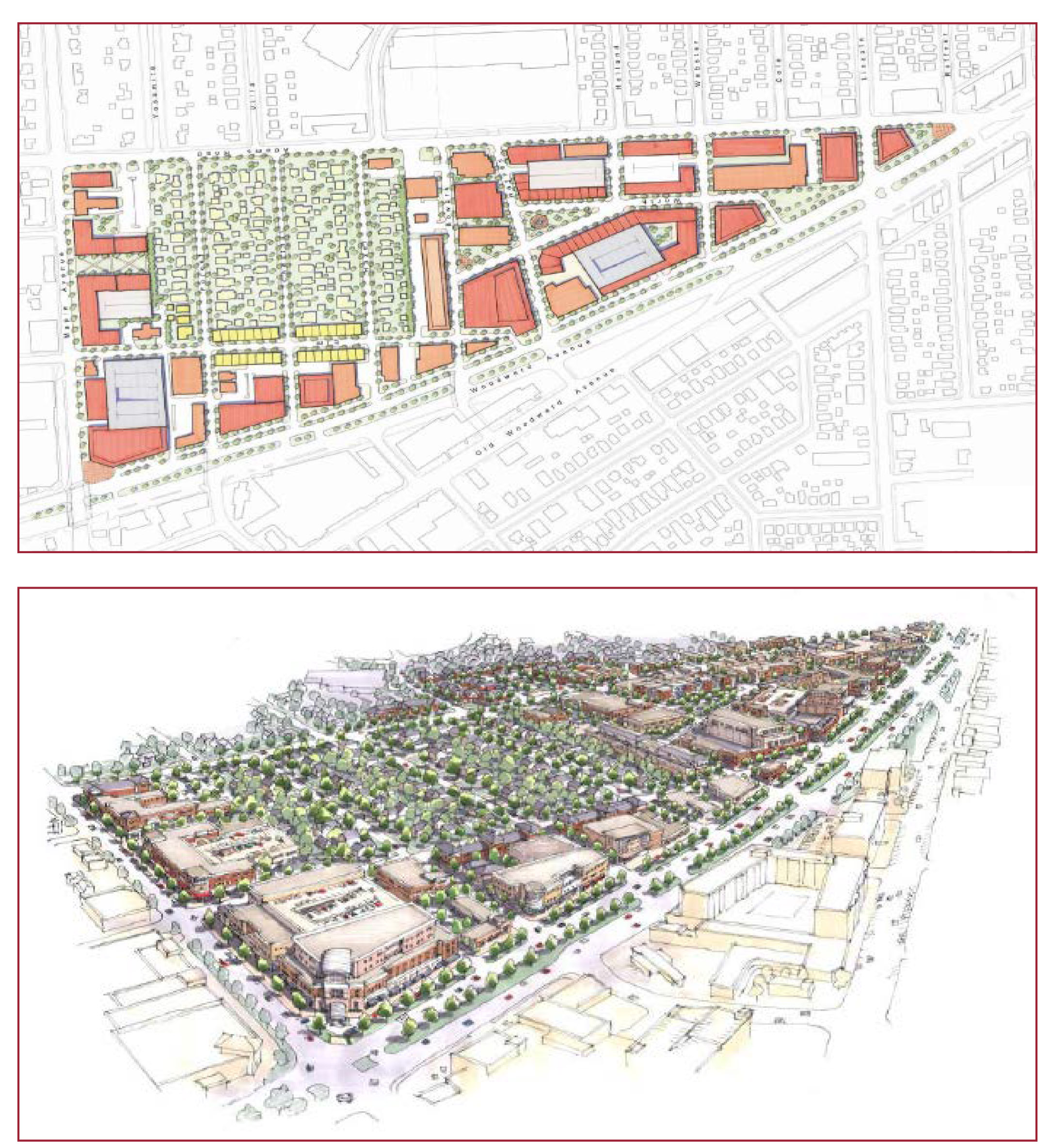 Downtown Birmingham Plan