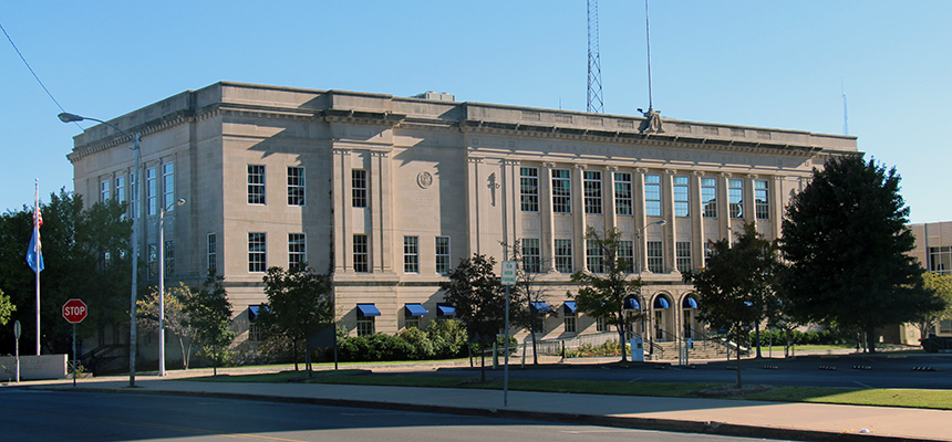 Muskogee County Courthouse